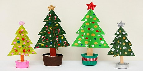 Christmas craft (Mudgee Library, ages 6-8) tickets