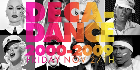 Decadance: Just Dance 2000 - 2009 tickets