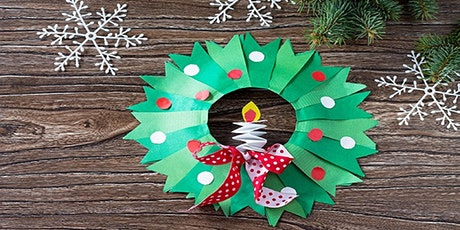 Christmas craft (Mudgee Library, ages 9-12) tickets