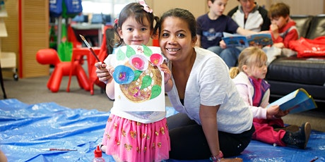 School Holiday Program - Storytime and Craft @ Rosny Library tickets