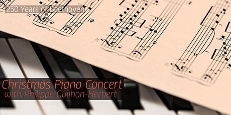 Christmas Beethoven Piano Concert tickets