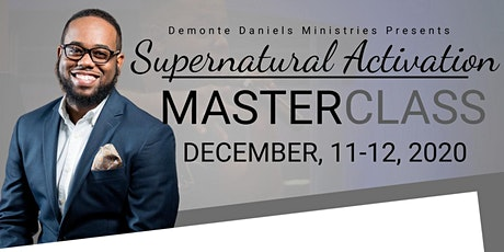 Supernatural Activation MasterClass tickets