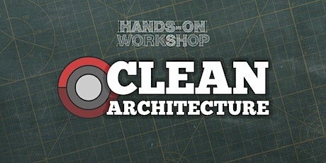 Clean Architecture  2-day Workshop - Join us online! tickets