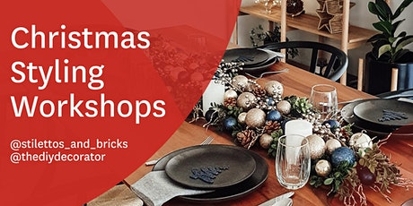 Christmas Styling Workshop tickets
