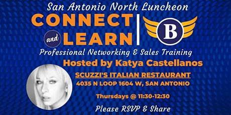TX | San Antonio North - Networking Luncheon tickets
