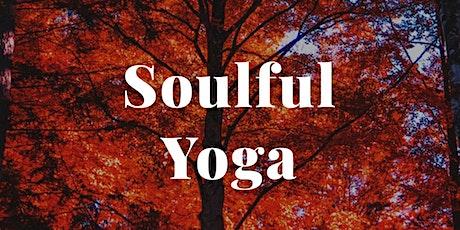Soulful Yoga Sunday Session tickets