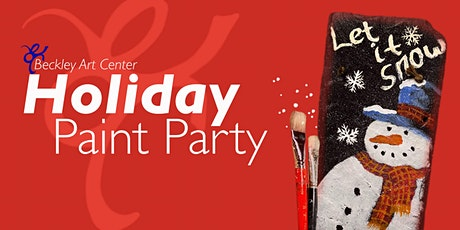 Holiday Paint Party | with Debbie Lester tickets