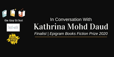 In Conversation with Kathrina Mohd Daud, Author of The Fisherman King tickets
