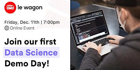 [Data Science Demo Day] Le Wagon Tokyo Coding Bootcamp - Fall 2020 tickets