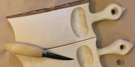 Create your very own Japanese style chopping board tickets