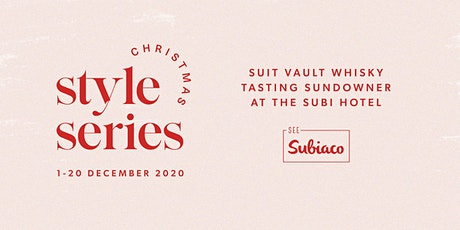 Suit Vault Sundowner at The Subiaco Hotel tickets