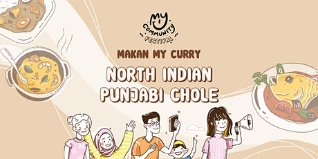 Makan My Curry: Punjabi Chole tickets