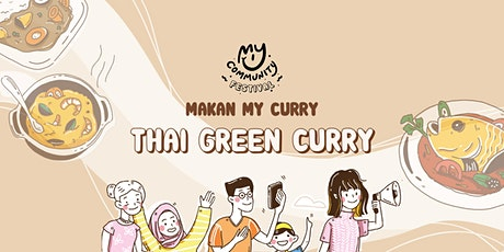 Makan My Curry: Thai Green Curry tickets