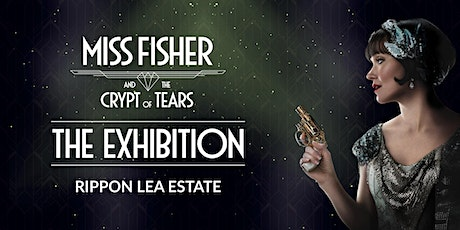 Miss Fisher and the Crypt of Tears Exhibition | Jan-Feb tickets