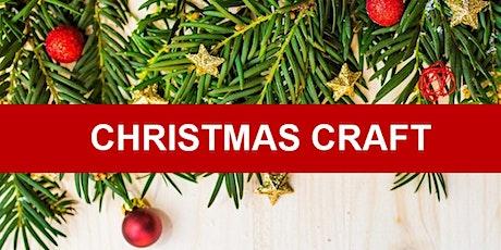 Christmas Craft tickets
