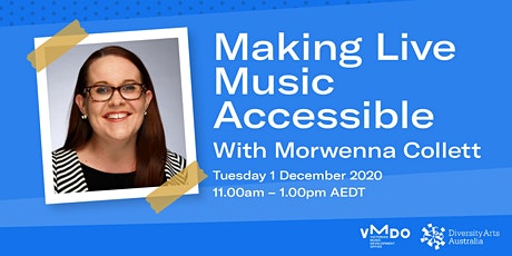 Making Live Music Accessible tickets