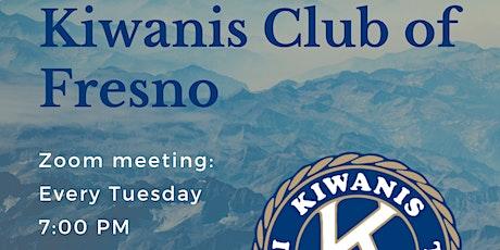 Kiwanis Weekly Meeting tickets