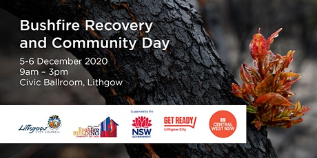 Bushfire Recovery and Community Day tickets