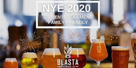 NYE BLASTA 2020 tickets