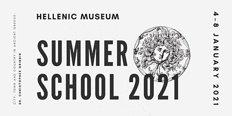 Hellenic Museum Summer School 2021 tickets