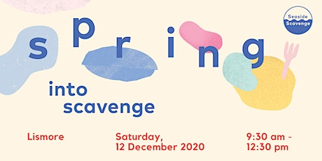 Spring into Scavenge Lismore tickets