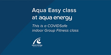 Aqua Easy Group Fitness Classes tickets