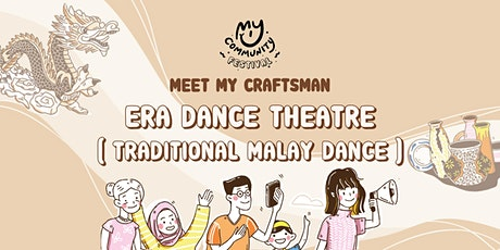Meet My Craftsman: Osman Abdul Hamid of ERA Dance Theatre tickets