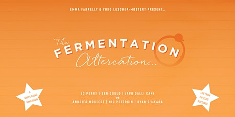 The Fermentation Altercation tickets