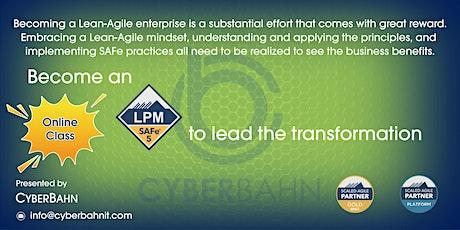 Lean Portfolio Management (LPM)-5.1 entradas