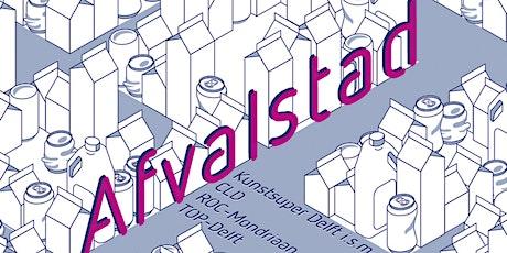 uitnodiging opening Afvalstad tickets