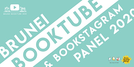 Brunei Booktube + Bookstagram 2020 Panel tickets