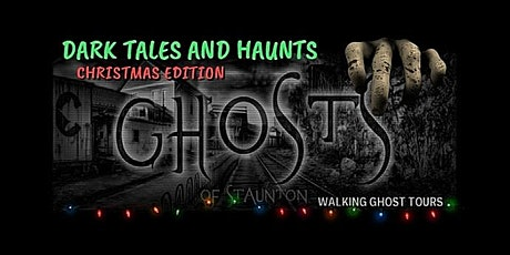 DARK TALES AND HAUNTS OF THE QUEEN CITY -- CHRISTMAS EDITION tickets