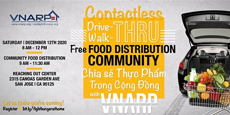 Community Food Distribution tickets
