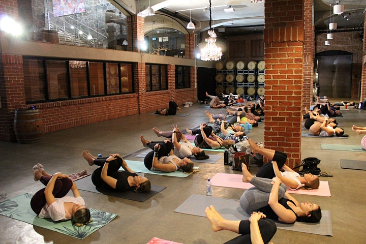 Yoga, Breakfast & Bubbles  for International Women's Day 2021 image
