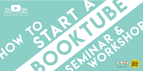 Seminar/Workshop: How to Start a Booktube tickets