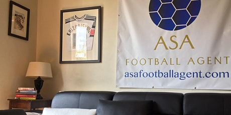 ASA Football Agent - Level 2 (Online) tickets