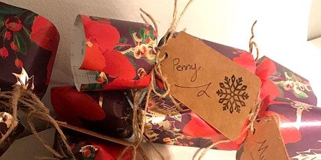 Make your own Christmas cracker - virtual tickets