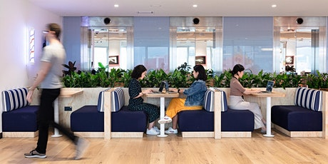 WeWork announces exclusive offers with Visa
