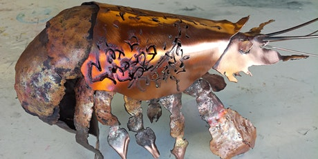 Sheet Copper Sculpture (Mon - Thurs, 11 - 14 Oct 2021) tickets