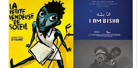 Festival Wallay de cine africano: I am Bisha / La Petite vendeuse de soleil entradas