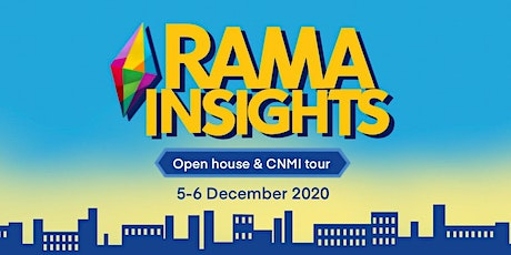 RAMA Insights 2020 tickets