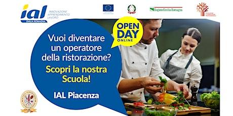 Open Day online Scuola Alberghiera e di Ristorazione di Piacenza biglietti