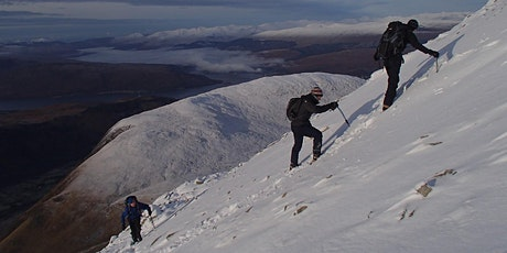 Scottish Winter Mountain Safety Online Talk tickets