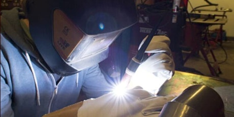 Stainless Steel Welding & Finishing for Artists (Sat & Sun, 6 - 7 Nov 2021) tickets
