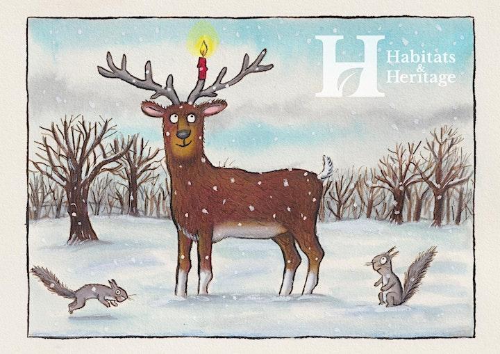 Christmas Tales with Axel Scheffler, illustrator of The Gruffalo image