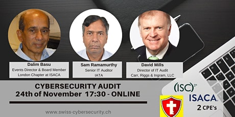 Swiss CyberSecurity: CyberSecurity Audit tickets