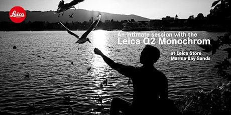 Leica Q2 Monochrom Test Drive @ Leica Store Marina Bay Sands tickets