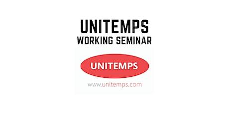Unitemps Working Seminar tickets