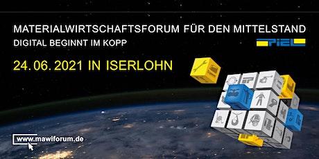 Materialwirtschaftsforum für den Mittelstand 2022 Tickets