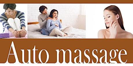 Apprendre l'Auto massage par l'Ecole Internationale du Spa billets